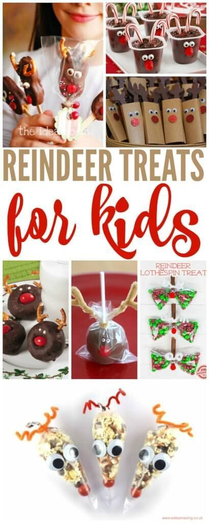 Reindeer treats for kids fun ideas for kids and adults for reindeer treats for kids fun ideas for kids and adults for christmas parties or class socials solutioingenieria Gallery