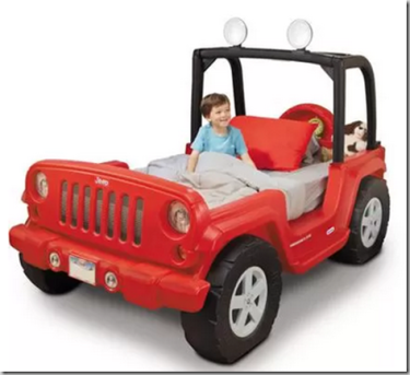 Best Walmart Dare To Compare Deal Red Jeep Toddler Bed Just 640 x 480