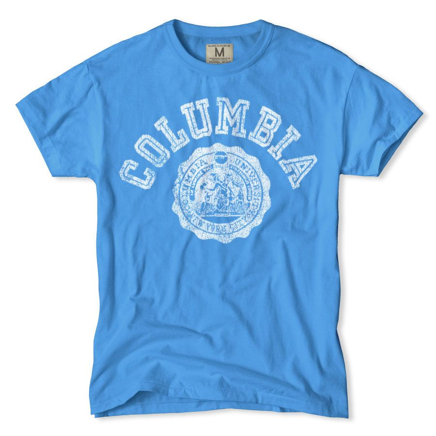 premium selection e72dd b6a42 Columbia University T-Shirt | Fashion | Columbia apparel ...