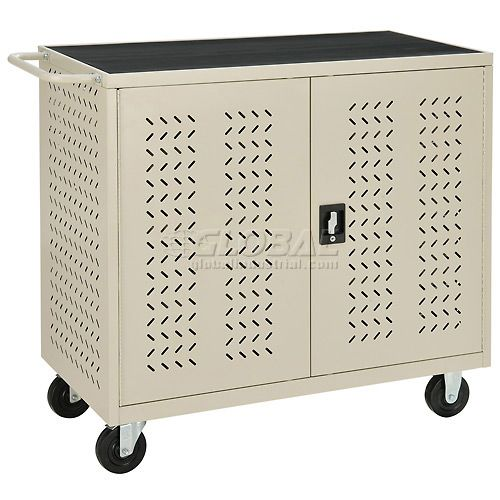 Storage Charging Cart For 24 Laptop Chromebook Devices Computer Furniture Laptop Storage Notebook Storage
