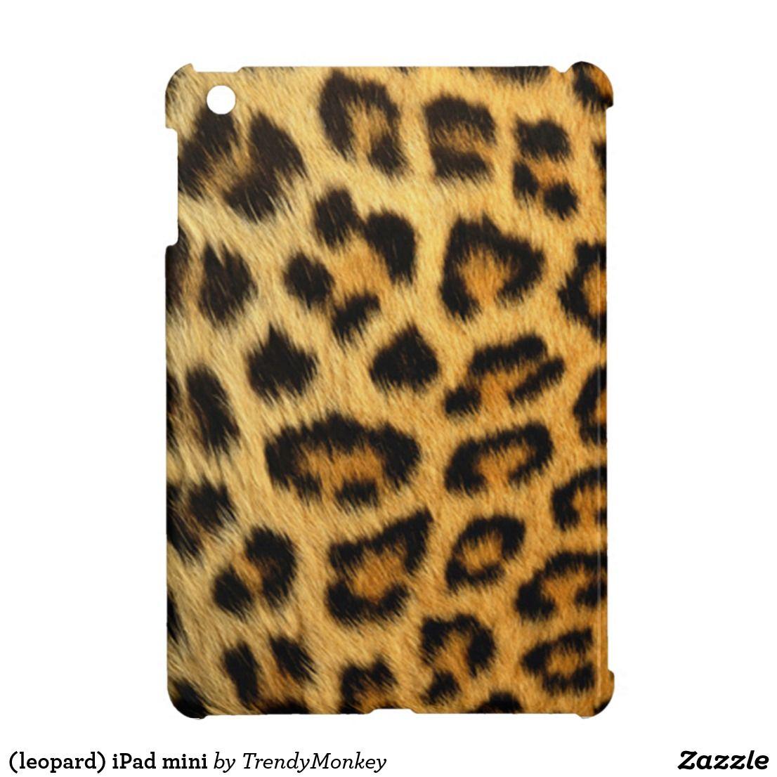 leopard ipad mini ipad