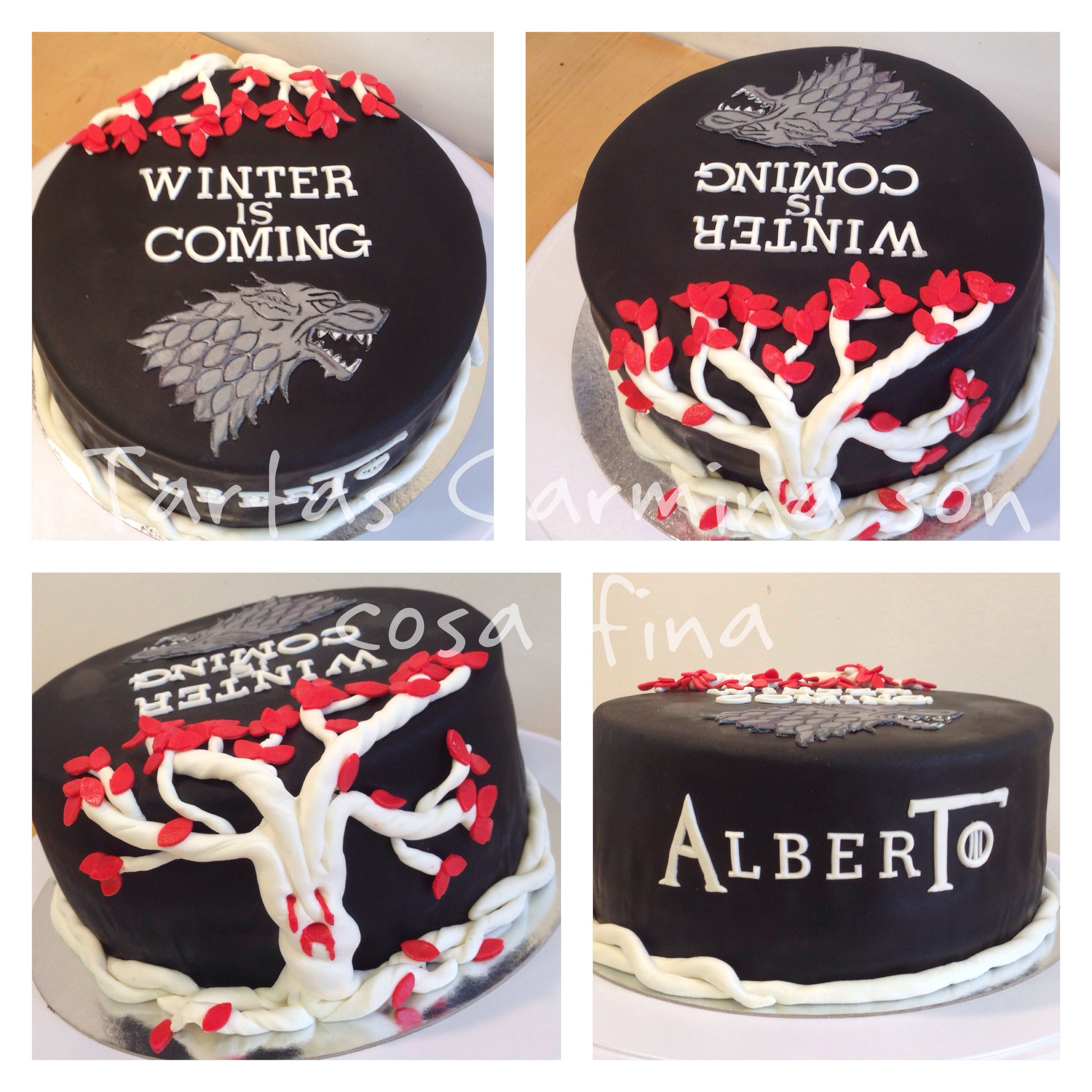 game of thrones cake cakes decor sweets. Black Bedroom Furniture Sets. Home Design Ideas