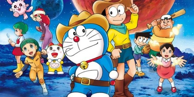 Unduh 102+ Wallpaper Doraemon Mobile HD Paling Keren