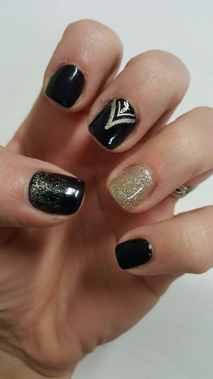 New Year's Eve nails 🎉🕛🎊🍾 Nails, New years eve nails