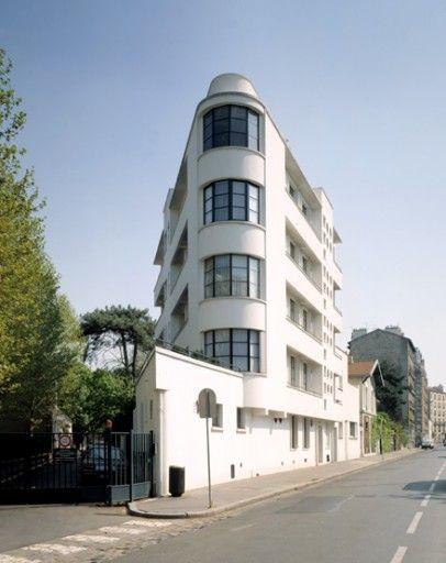 maison ternisien 1927 1936 5 rue denfert rochereau boulogne billancourt 92100 architectes le. Black Bedroom Furniture Sets. Home Design Ideas