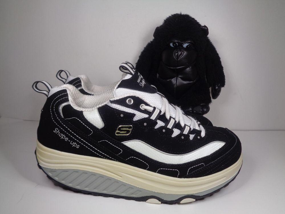 Womens Skechers Shape Ups Running Training shoes size 8.5 US SN 11809