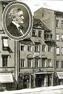 Wagner's Birthplace