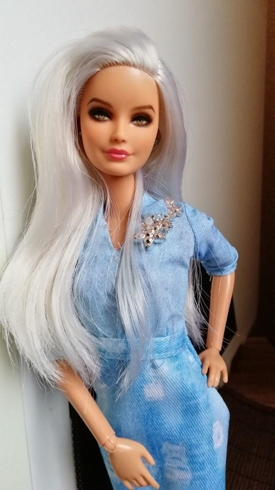 40770774657 Barbie Fashionistas Blond 👉🏻 einzigartig 👈🏻