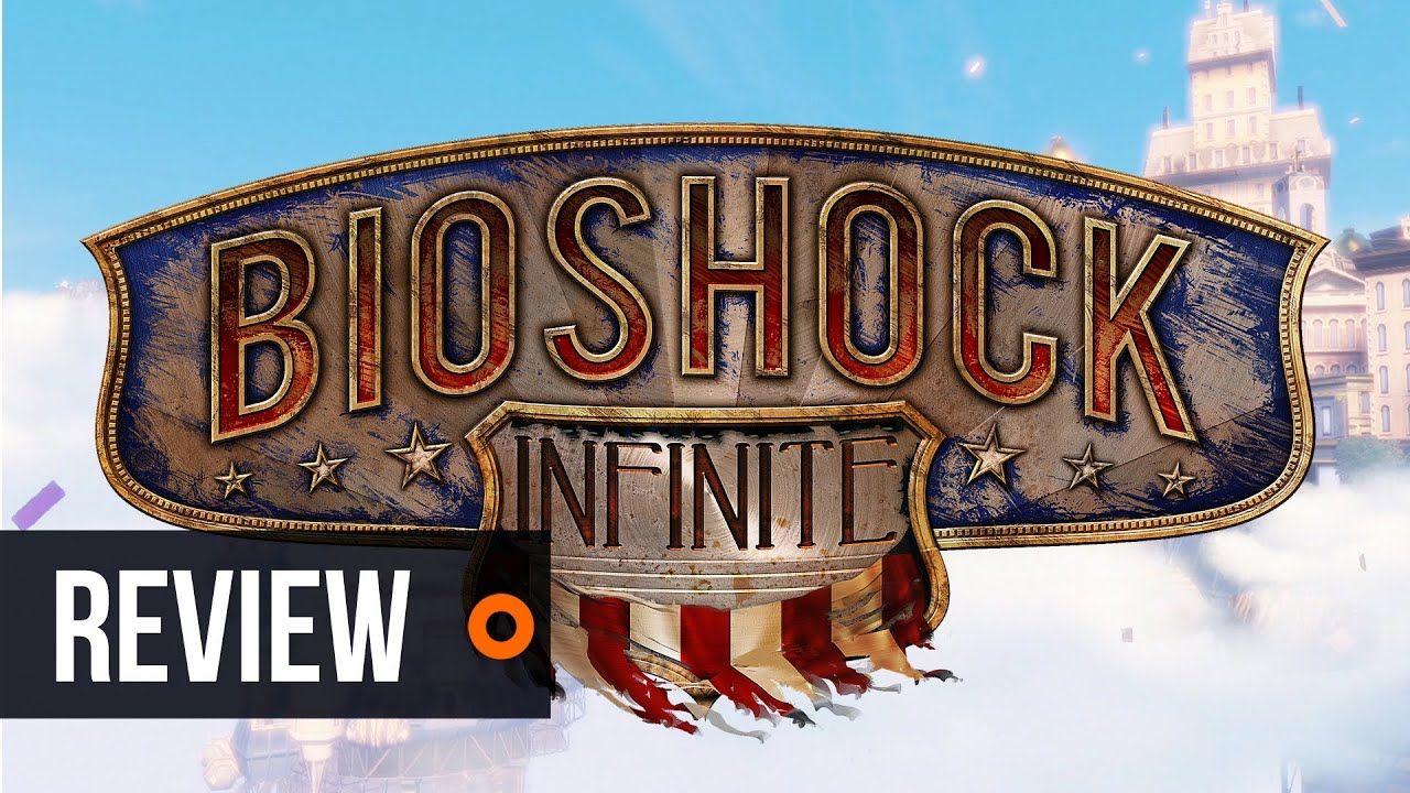 Bioshock Infinite GamesRadar Video Review Bioshock