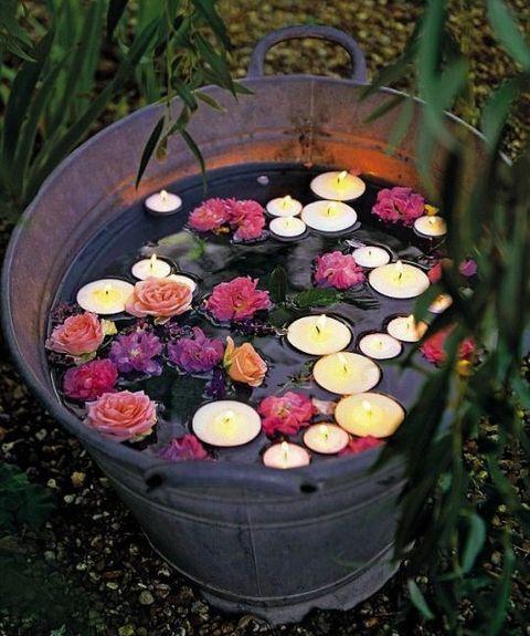 40+ DIY Dekoideen für eine traumhafte Garten Hochzeit. #diyweddingdecorations