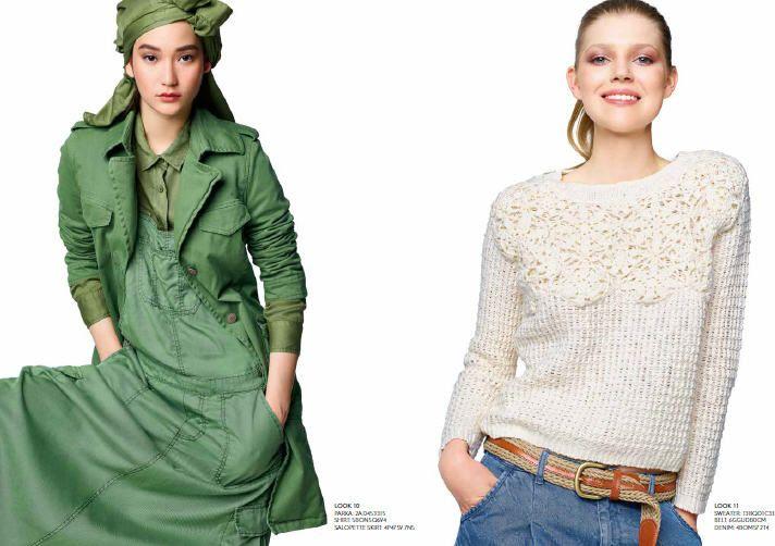 Foto E Abbigliamento 2017 Benetton Collezione Moda Prezzi fnqzw7