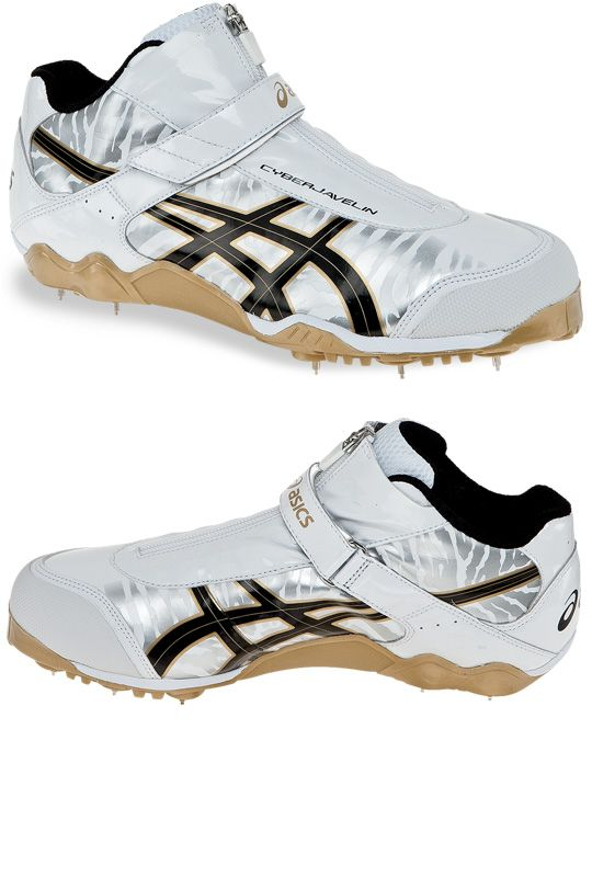 new concept d3bb5 794fd ASICS Cyber Javelin London. Find this Pin and more on Track Shoes ...