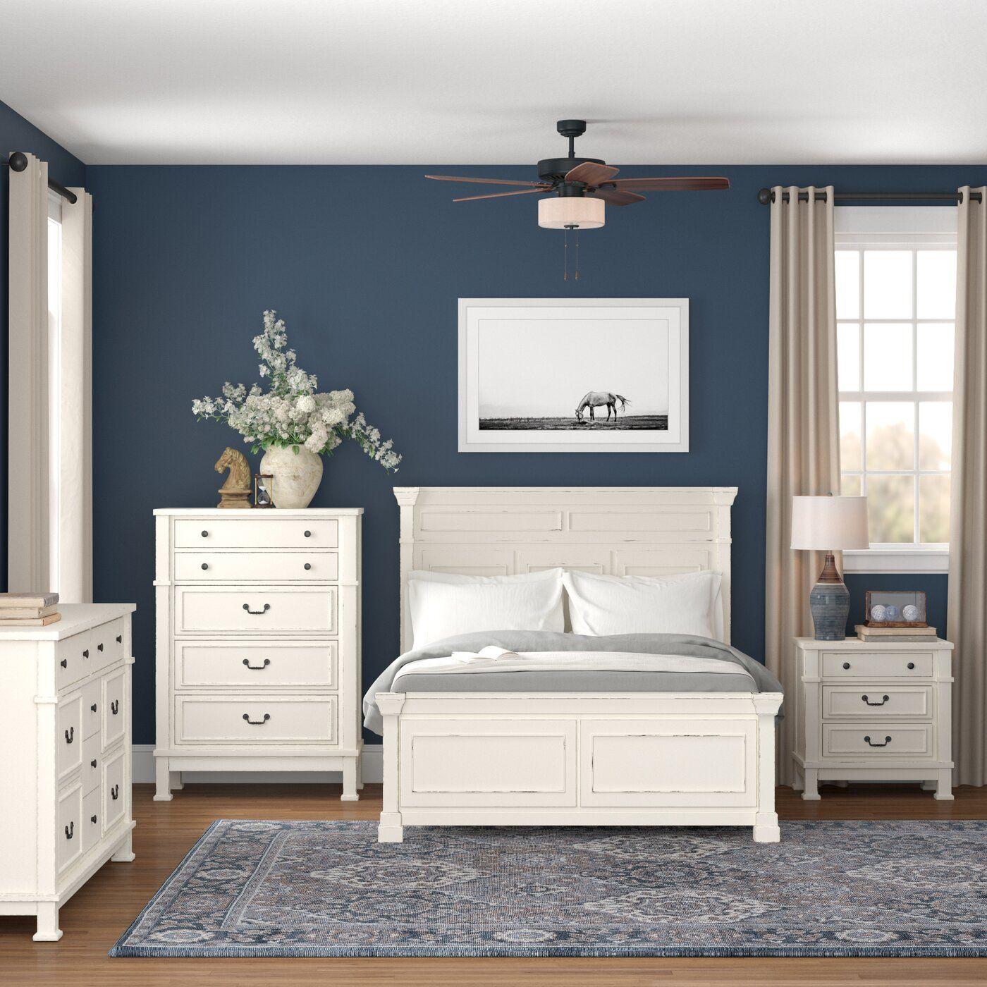 Three Posts Derwent Standard Bed & Reviews Wayfair