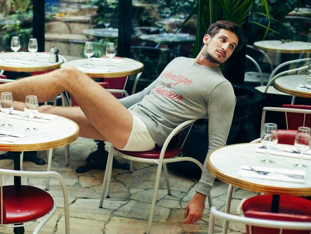 VERTIGE DE L'AMOUR - LE SLIP FRANÇAIS X KULTE  sur Switch Shirt Theory - Men Fashion Blog