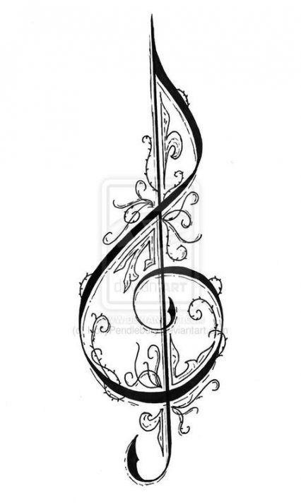 Photo of Super tattoo ideas music notes deviantart 54+ Ideas