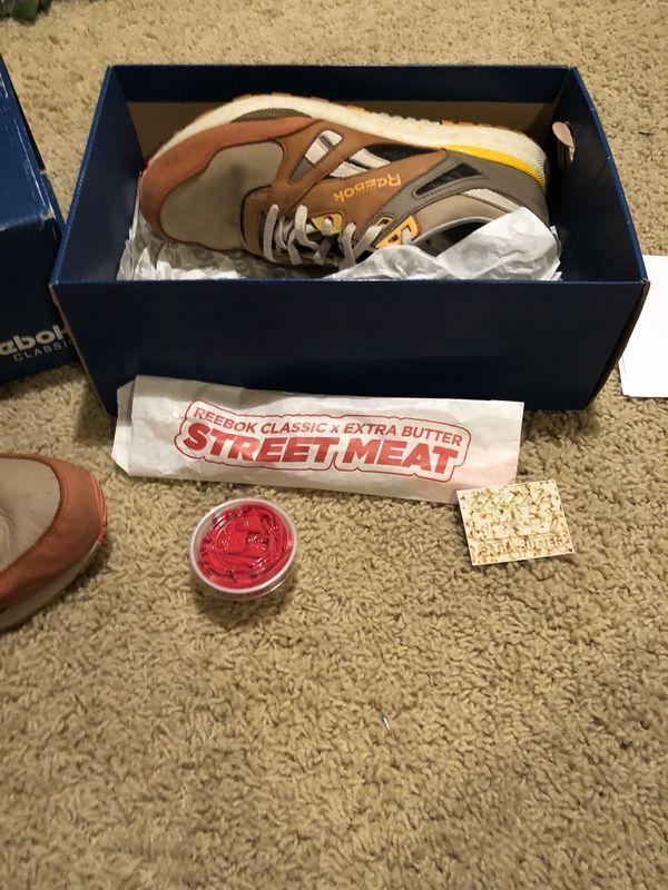 Redbox Street Meat X Extra Butter Super Rare Free Money New