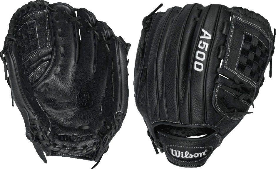 Wilson A500 Game Soft Youth Baseball Glove