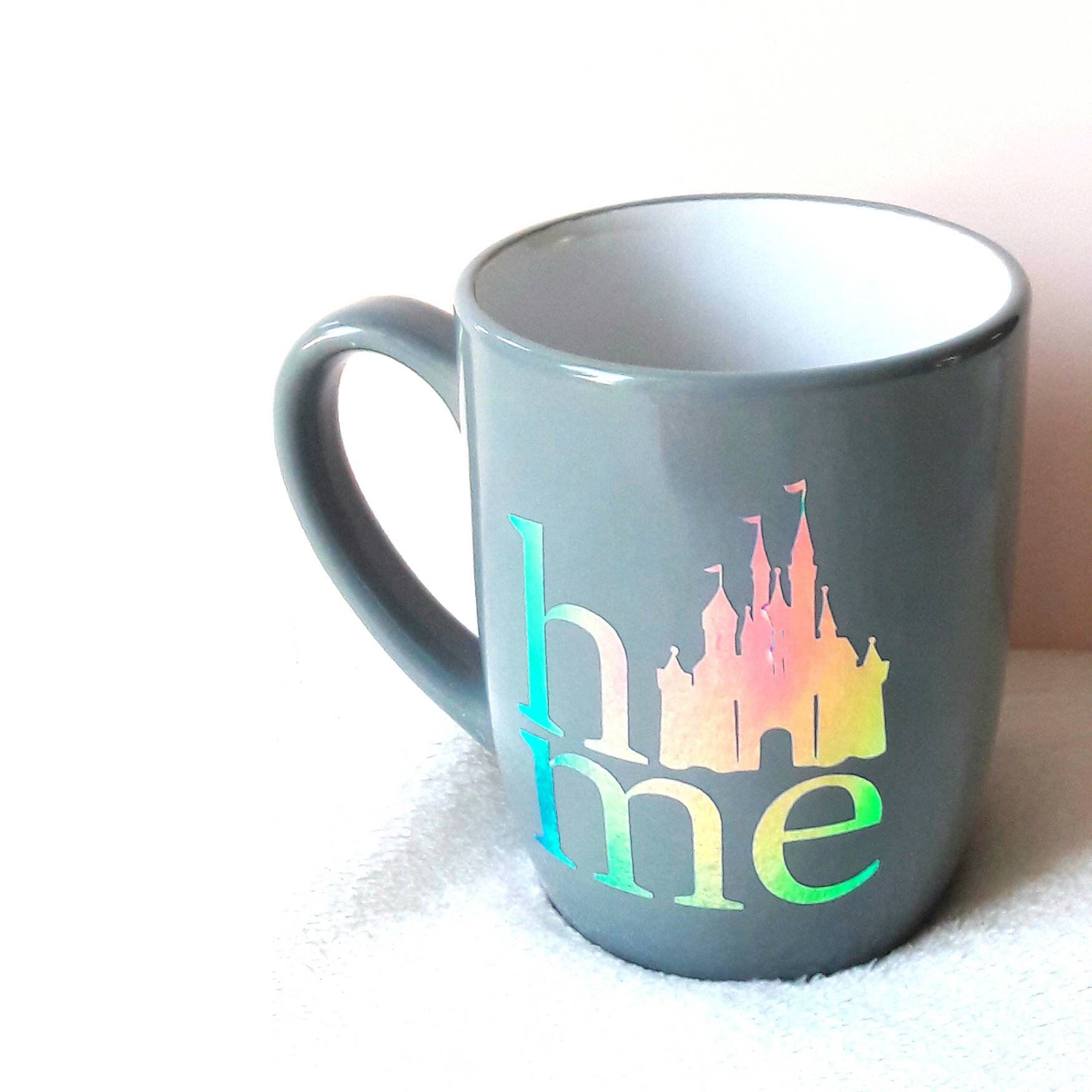 Disney Mug. Magic Kingdom. Disney World Mug. Disney World Cup. Disney Cup. Disney Gifts. Magic Kingdom. Magic Kingdom Coffee Mug #disneycups