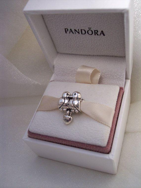 66a5cece0 Authentic Pandora Charm Love Birds 925 Bracelet by JEWELSELAGANT, $34.00