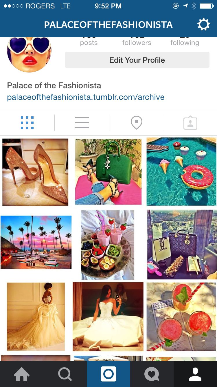 Want to see more from us? Follow us on Instagram @palaceofthefashionista