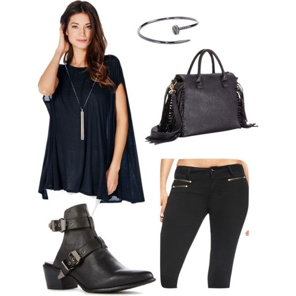 Just Fab head to toe ✨ by vanessaibarreto on Polyvore featuring polyvore, fashion and style