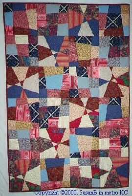 Stack and Slash Quilt | Go Betsy Ross on it | Pinterest | Craft ... : stack and slash quilt - Adamdwight.com
