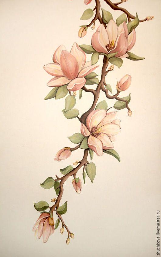 Pin de Cynthia Fortin en Arts | Pinterest | Flores exóticas ...