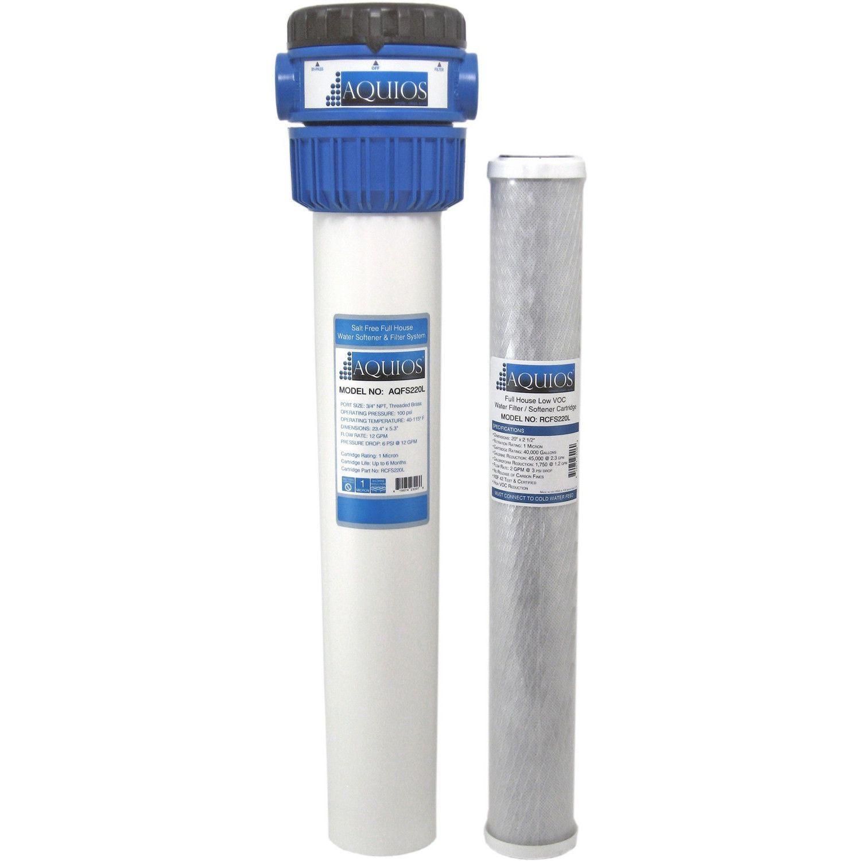 Aquios FS220L Saltfree Water Softener and Filtration