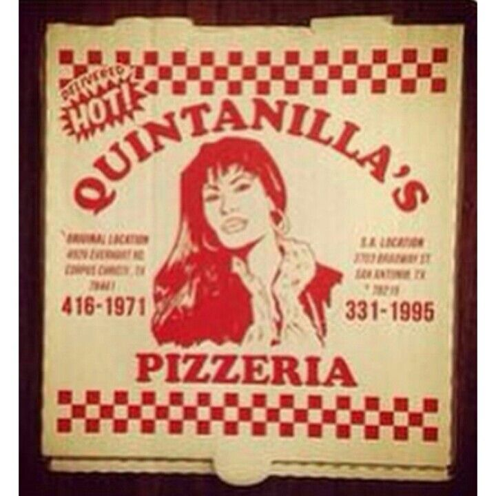 This Is Soo Amazing Selena Pizza Boxes