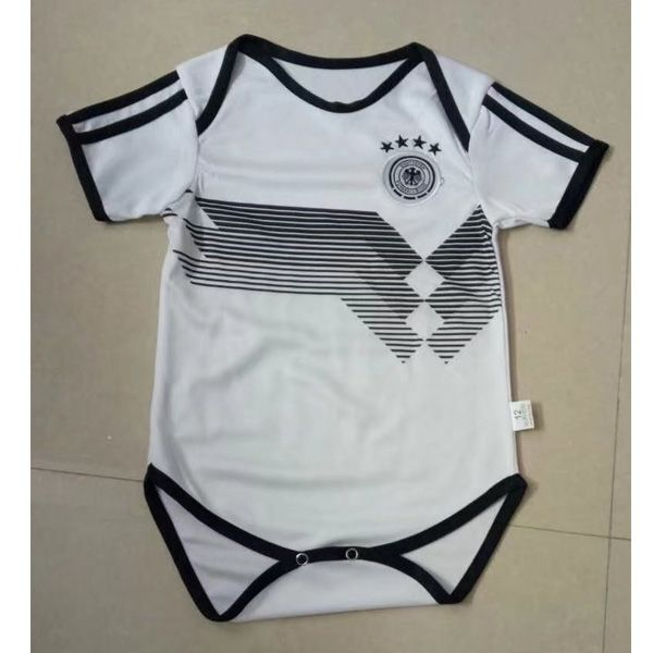 f3c86aced Dosoccerjersey.co shop Germany 2018 FIFA World Cup Home Infant Football  Shirt Cheap Soccer Jersey Baby kids   Top quality   Free shipping