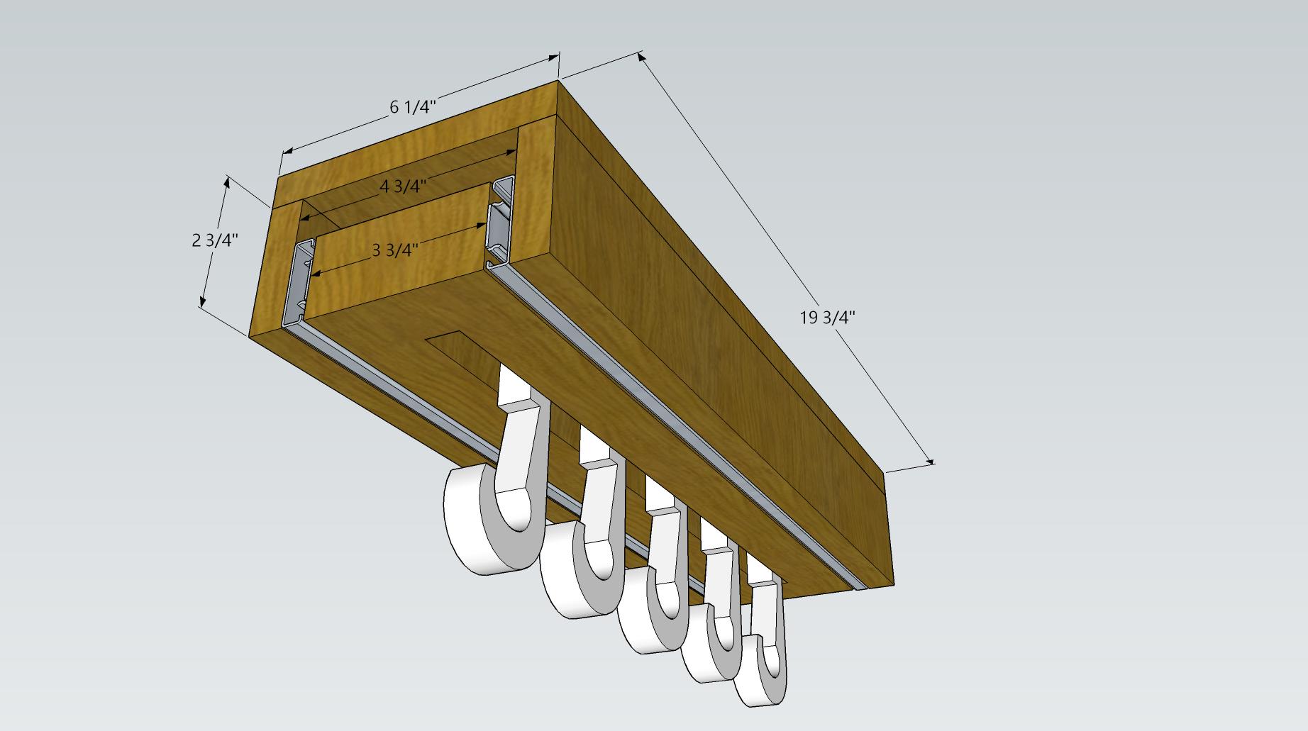 Dyi Sliding Pot Rack Cabinet Storage Ideas Diy