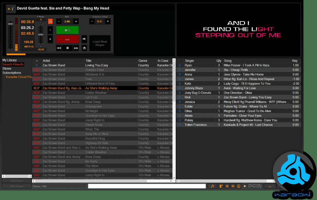 Pcdj Karaoki Windows Review 10 Off Coupon Free Download Now Karaoke Software Software Design