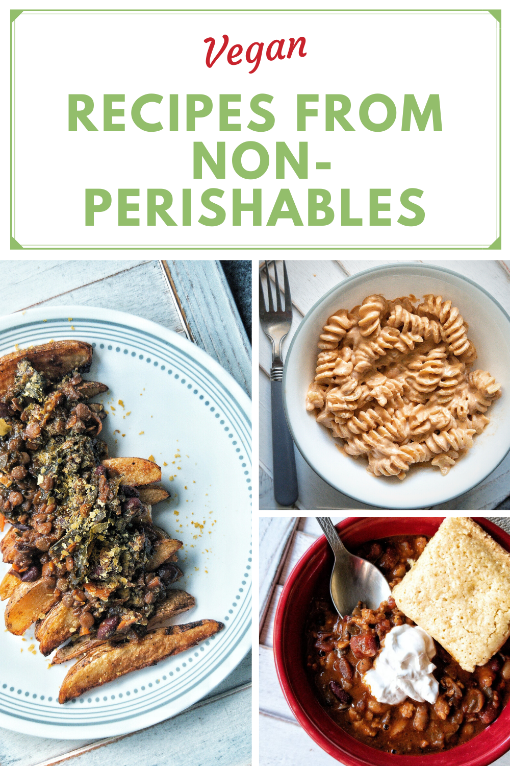 25 Affordable Recipes From Pantry And Frozen Ingredients Recipes Cheap Meals Vegan Recipes