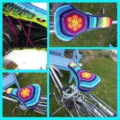 Ravelry: TeeTucker's Pimp my bike #crochet