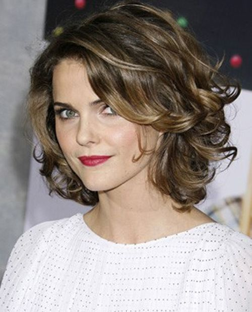 Cute Short Curly Haircuts For Women Beauty Pinterest Curly