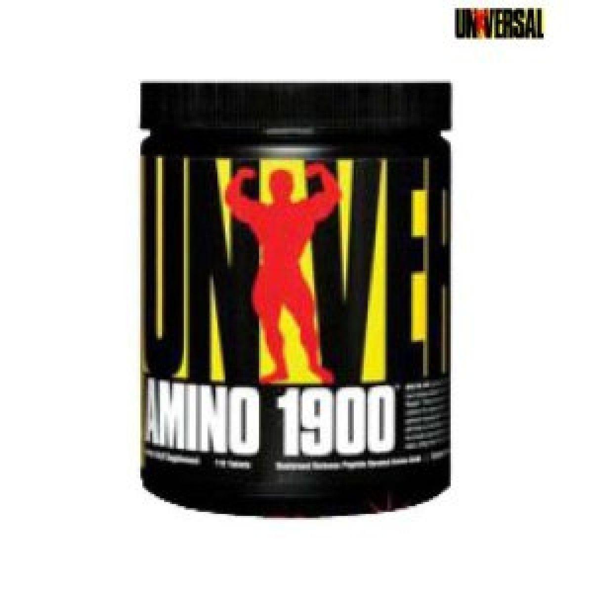 Universal Nutrition Amino 1900, 300 Tablets Healthdukaan