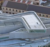 #Roma Museo MAXXI | A contemporary #museum set within unconventional #architecture