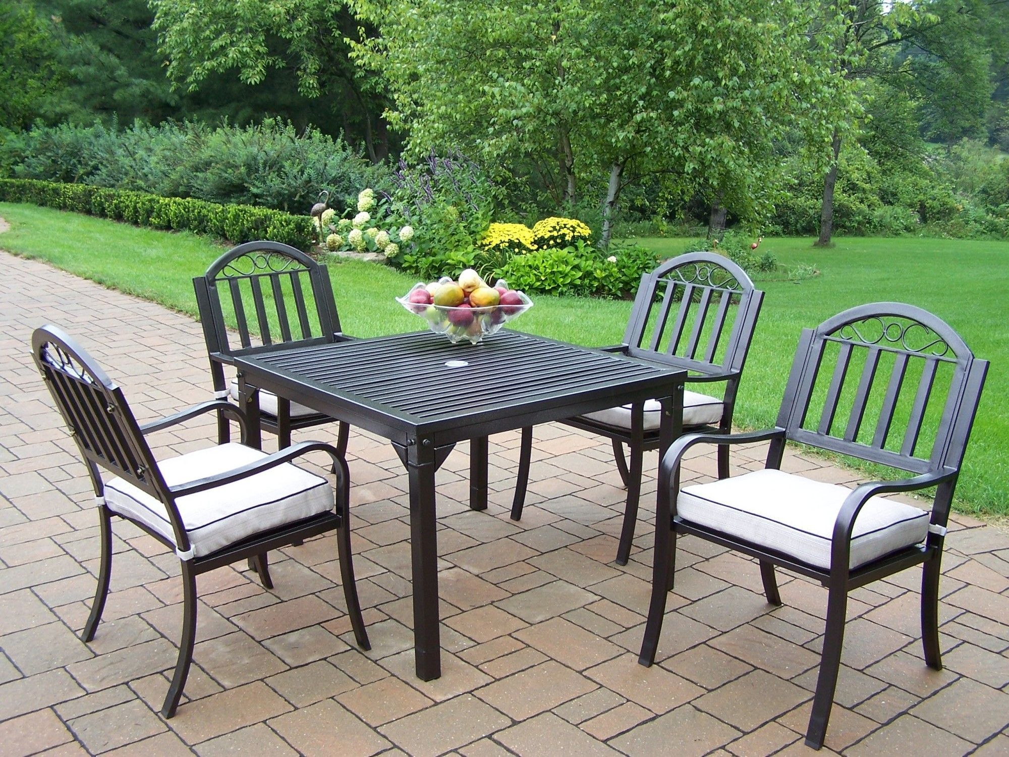 Tuin Dining Sets : Rochester dining set with cushions products