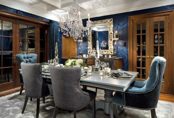 HGTV Candice Olson Dining Rooms