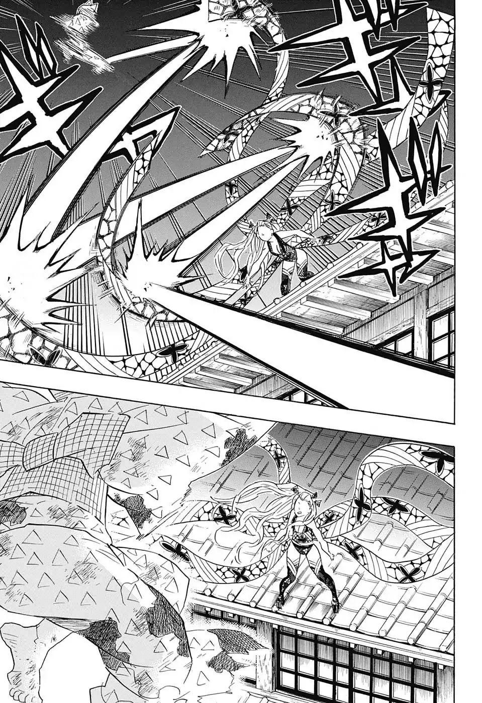Demon Slayer Vol 11 Chapter 93 Never Give Up Demon Slayer Manga Online In 2020 Slayer Manga Demon