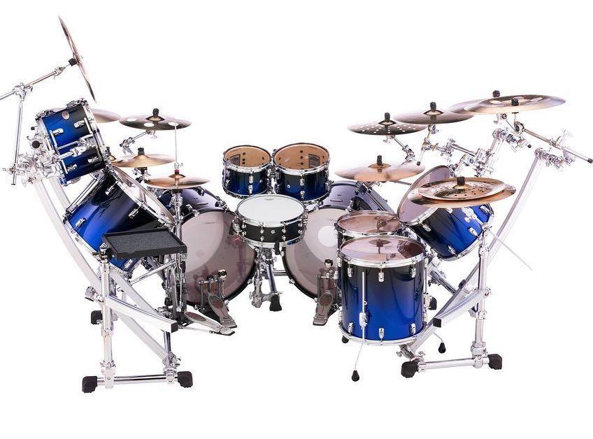 drums pearl drums