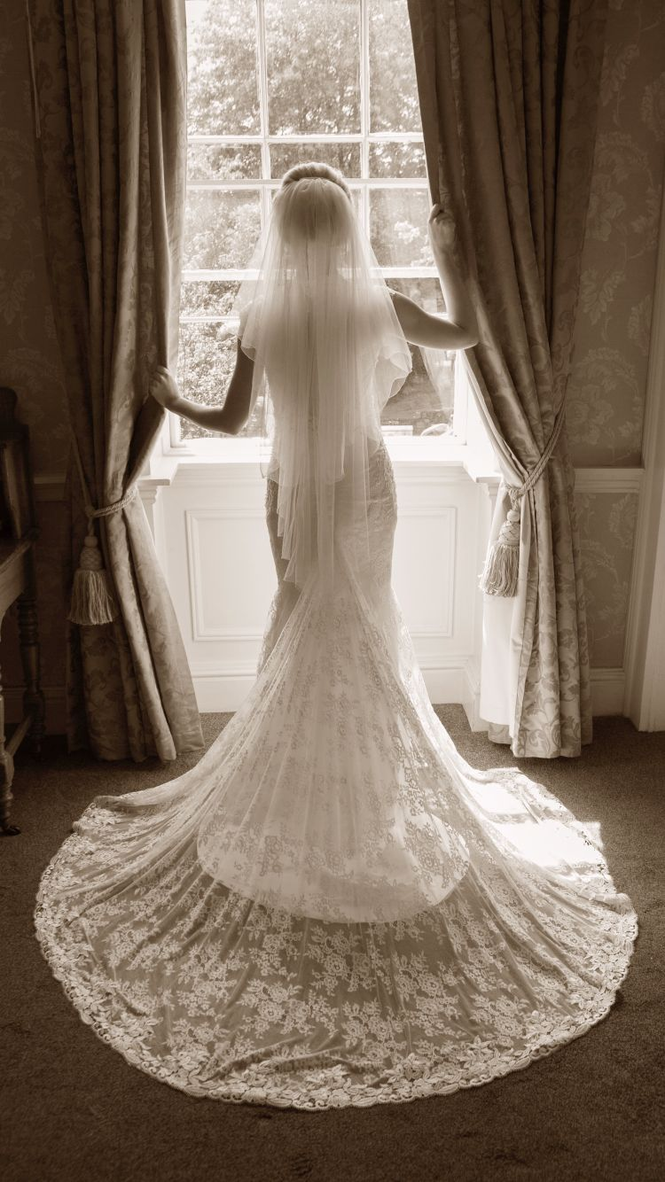 My wedding dress weddingdress bride my style pinterest