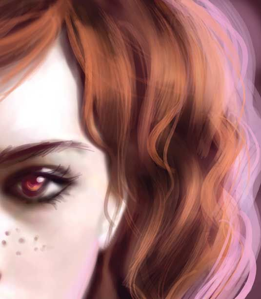 10 free Photoshop brushes for painting skin and hair