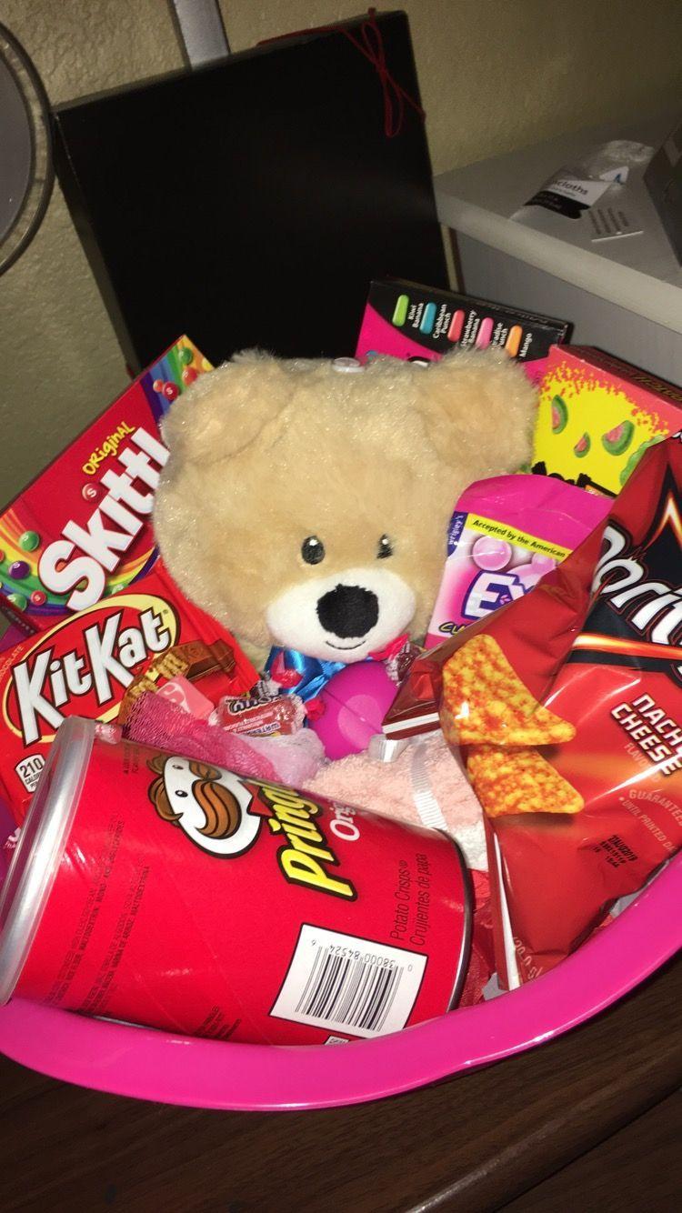 Best friends 13th birthday gift boyfriendgiftbasket