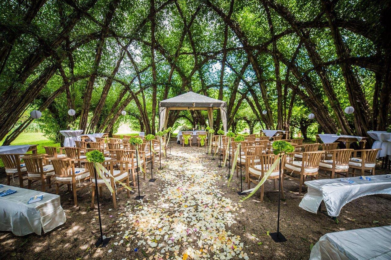 Hochzeit Heirat Private Feiern Geburtstag im Spreewald