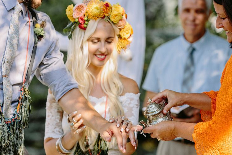 Non-Traditional Wedding Ideas. Unique Unity Ceremony Ideas. Travel ...