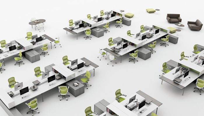 Ideas On How To Design Open Plan Environments Knoll Open