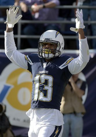 Cal Alum Keenan Allen Looks To Be Nfl S Top Offensive Rookie San Diego Chargers San Diego Chargers Football Nfl