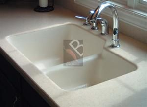 Kitchen Undermount Sink In White From Chilli B Home Solutions By