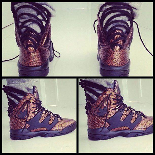 Teyana Taylor x adidas Originals Harlem